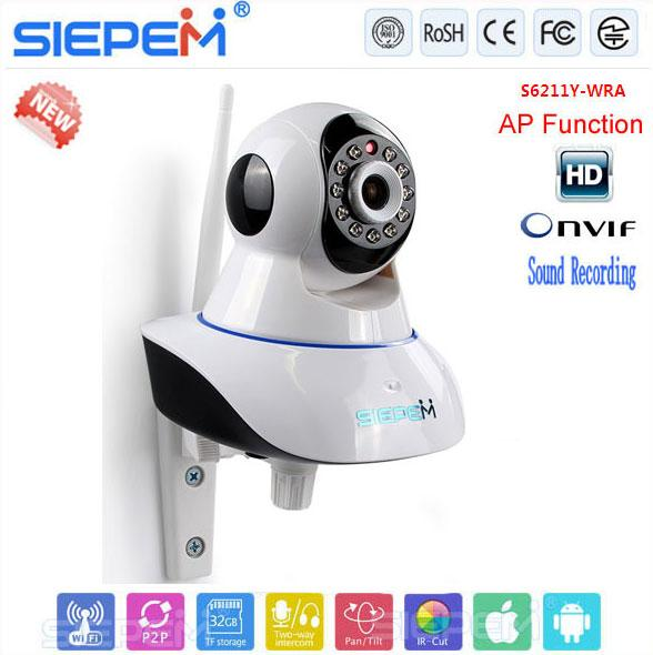 camera ip thong minh wifi siepem ip s6211y