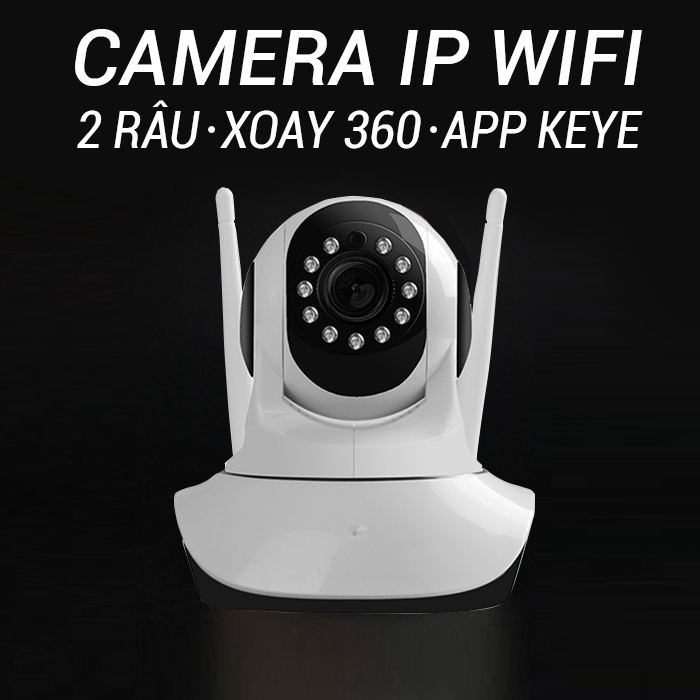 camera ip wifi keye 720hd