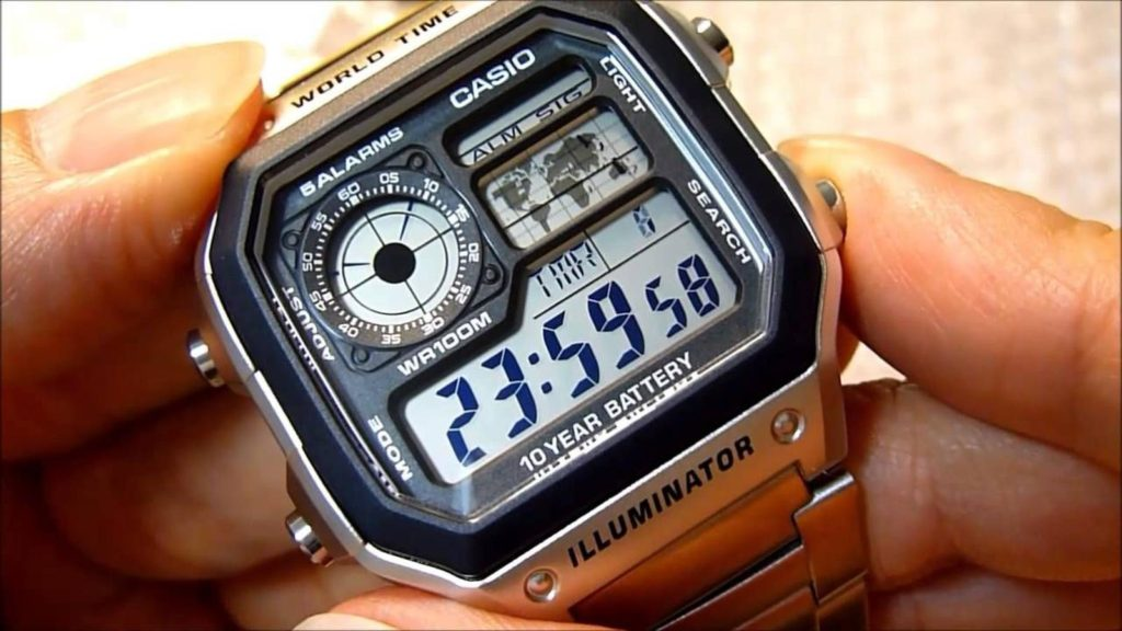 casio world time ae 1200whd