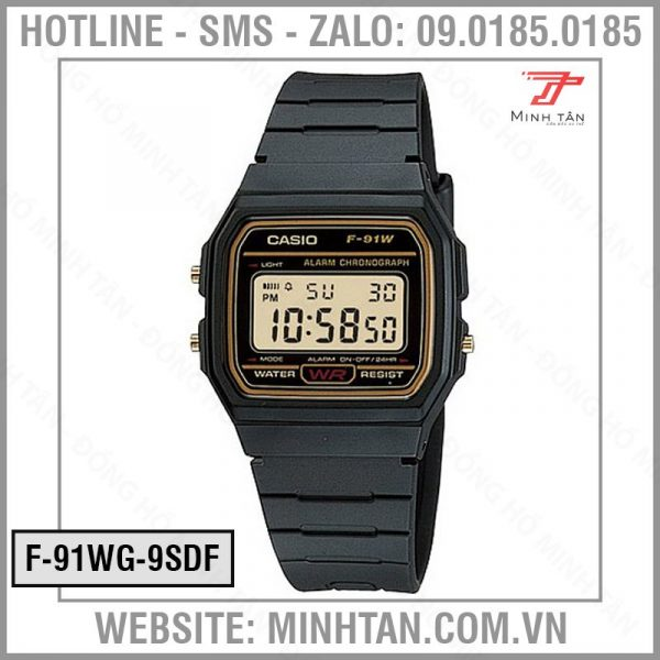 DONG-HO-CASIO-F-91WG-9SDF-2019