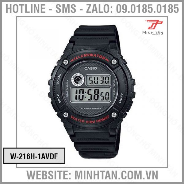 DONG-HO-CASIO-W-216H-1AVDF-2019