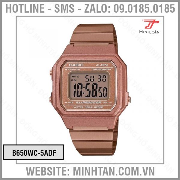 DONG-HO-CASIO-B650WC-5ADF-2019