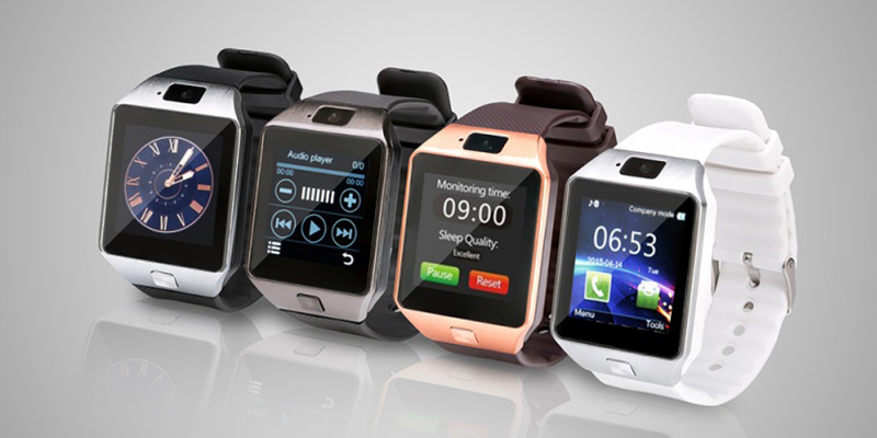 TOP 10: Smartwatch Dz09
