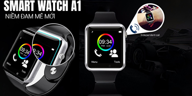 TOP 9: Smartwatch A1