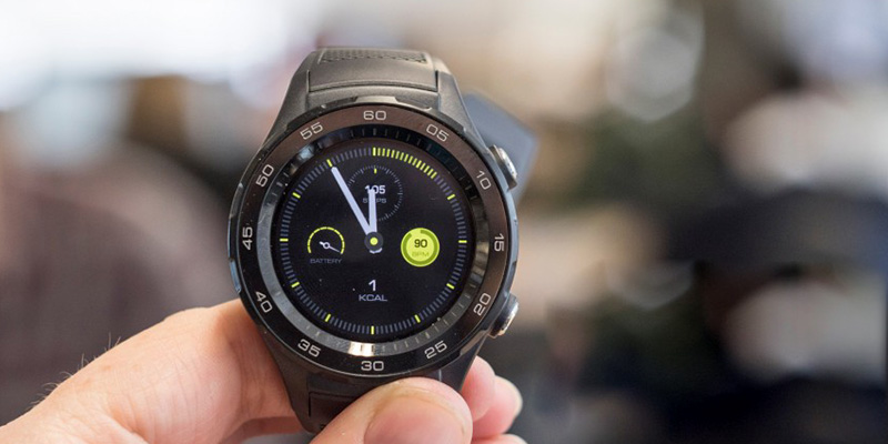 TOP 4: Smartwatch Huawei Watch 2