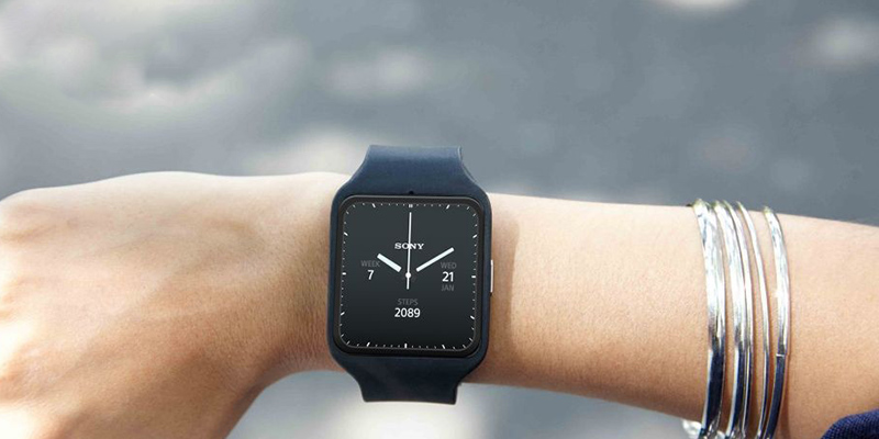 TOP 5: Smartwatch Sony 3