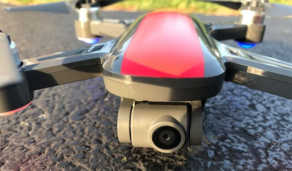 Camera trên Flycam C Fly Dream là 1080 HD