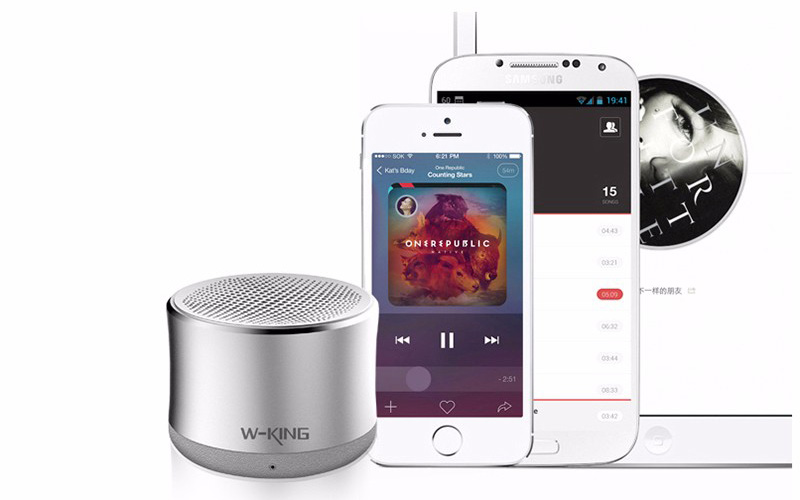 Loa Bluetooth W-King W7
